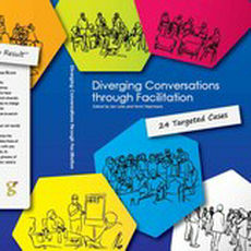 Книга «Diverging conversations through facilitation — 24 targeted cases»